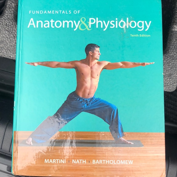 Anatomy and physiology textbook